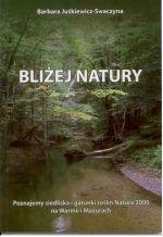Okładka książki: Bliżej natury