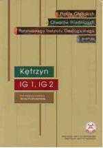 Okładka książki: Kętrzyn IG 1, IG 2