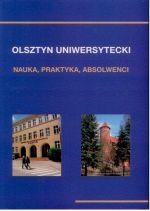 Okładka książki: Olsztyn uniwersytecki