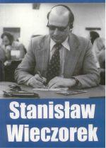 Okładka książki: Stanisław Wieczorek