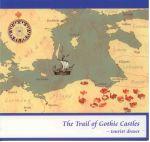 Okładka książki: The Trail of Gothic Castles: tourist draws