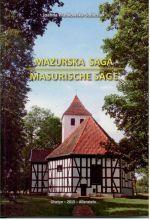 Okładka książki: Mazurska saga