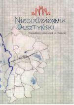 Okładka książki: Niecodziennik olsztyński