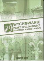 Okładka książki: Wychowanie przez specjalności harcerzy Warmii i Mazur