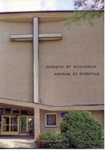 Okładka książki: Christo et ecclesiae, patriae et scientiae