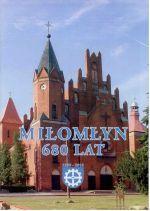 Okładka książki: Miłomłyn 680 lat
