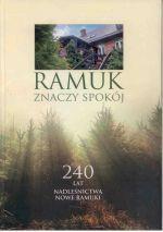 Okładka książki: Ramuk znaczy spokój