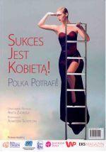Okładka książki: Sukces jest kobietą!