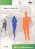Okładka książki: Barometr zawodów 2016