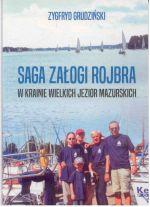 Okładka książki: Saga załogi Rojbra