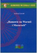 Okładka książki: Romowie na Warmii i Mazurach