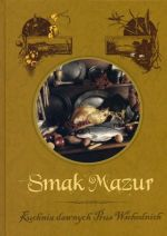 Okładka książki: Smak Mazur
