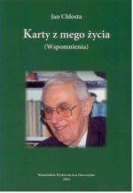 Okładka książki: Karty z mego życia