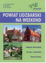 Okładka książki: Powiat lidzbarski na weekend
