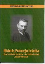 Okładka książki: Historia pewnego leśnika