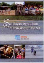 Okładka książki: Szlakiem Rybackim Mazurskiego Morza. - Orzysz