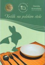 Okładka książki: Królik na polskim stole
