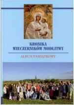 Okładka książki: Kronika Wieczerników Modlitwy