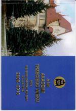 Okładka książki: [Pięć] 5 lat Akademii Trzeciego Wieku przy Miejskim Ośrodku Kultury w Olsztynie