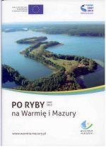 Okładka książki: Po Ryby 2007-2013 na Warmię i Mazury