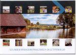 Okładka książki: Szlakiem rybackim pojezierza Olsztyńskiego