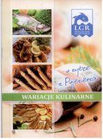 Okładka książki: Wariacje kulinarne