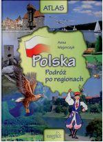 Okładka książki: Polska - podróż po regionach