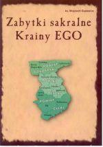Okładka książki: Zabytki sakralne Krainy EGO