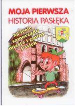 Okładka książki: Moja pierwsza historia Pasłęka