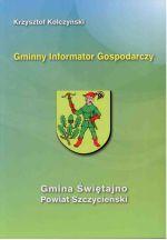 Okładka książki: Gminny Informator Gospodarczy