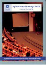 Okładka książki: Wyzwania współczesnego świata