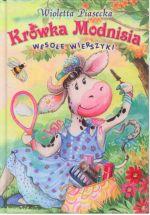 Okładka książki: Krówka Modnisia
