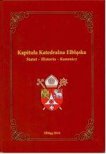 Okładka książki: Kapituła Katedralna Elbląska
