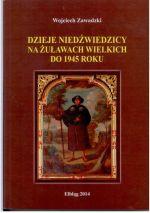 Okładka książki: Dzieje Niedźwiedzicy na Żuławach Wielkich do 1945 roku
