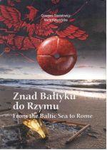 Okładka książki: Znad Bałtyku do Rzymu