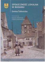 Okładka książki: Społeczność lokalna w badaniu
