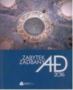 Okładka książki: Zabytek Zadbany A.D. 2016