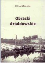 Okładka książki: Obrazki działdowskie