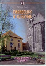 Okładka książki: Ewangelicy w Kętrzynie