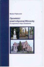 Okładka książki: Opowieści znad mitycznej Wincenty