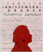 Okładka książki: Izabella Janiszewska-Obarek