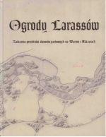Okładka książki: Ogrody Larassów