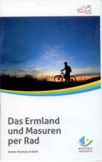 Okładka książki: Das Ermland und Masuren per Rad