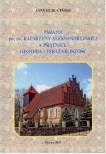 Okładka książki: Parafia pw. św. Katarzyny Aleksandryjskiej w Prątnicy