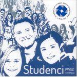 Okładka książki: Studenci PWSZ w Elblągu