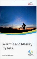 Okładka książki: Warmia and Mazury by bike