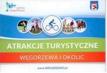 Okładka książki: Gmina Węgorzewo dla aktywnych