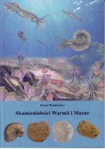 Okładka książki: Skamieniałości Warmii i Mazur