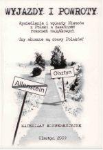 Okładka książki: Wyjazdy i powroty