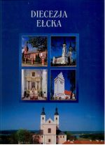 Okładka książki: Diecezja Ełcka